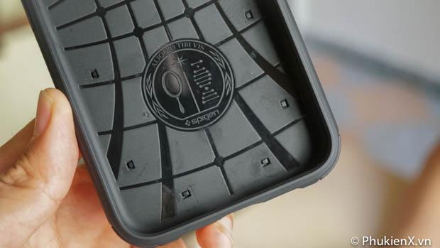 ốp spigen hybrid armor iphone x