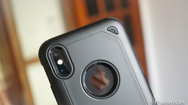 Ốp Spigen Hybrid Armor iPhone XS Max