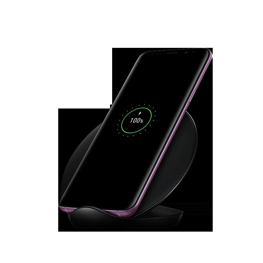 Sạc nhanh không dây Galaxy S9 Plus 2018