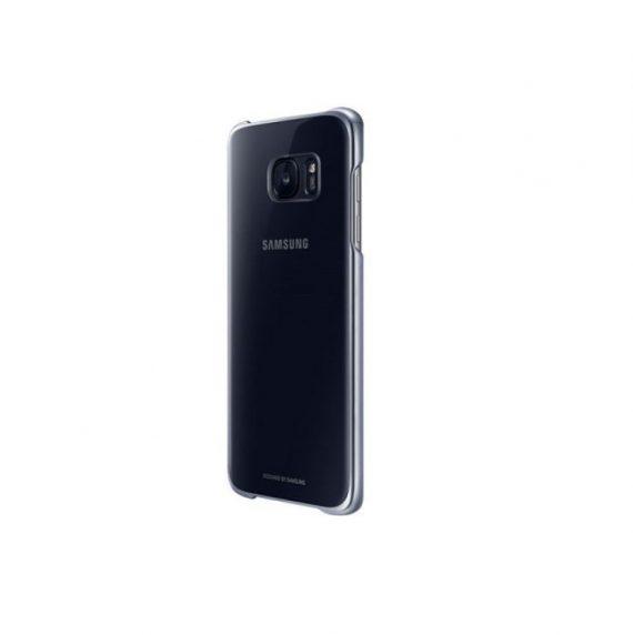 Ốp Clear cover Galaxy S7 edge