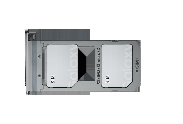 Khay sim Galaxy S7 edge