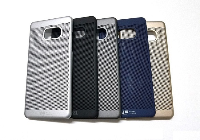 Ốp tản nhiệt Galaxy Note 5 hiệu Loopee