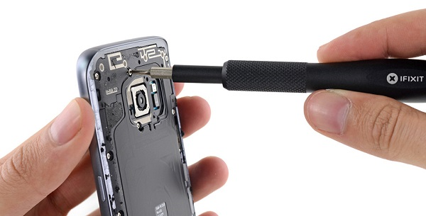 Camera Galaxy S7 Edge