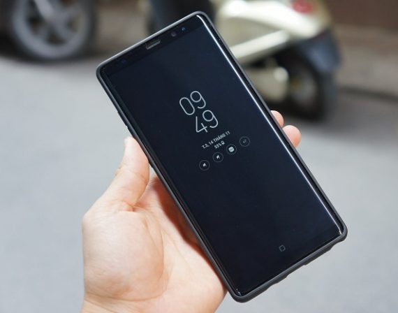 Ốp lưng Usams Galaxy Note 8