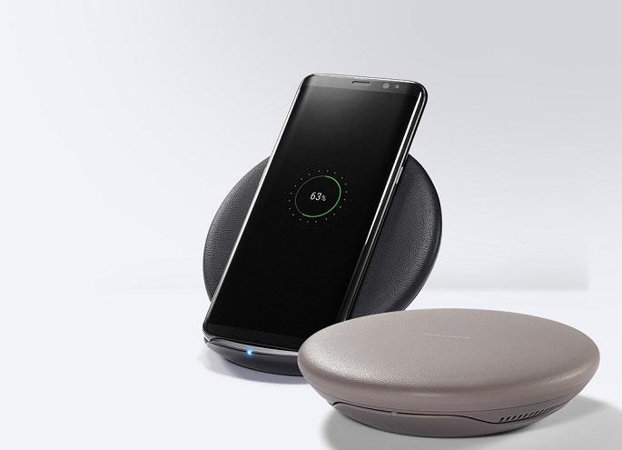 Sạc không dây Galaxy S9+