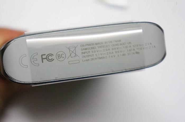 sạc dự phòng Samsung Fast Charging sạc dự phòng Samsung Fast Charging