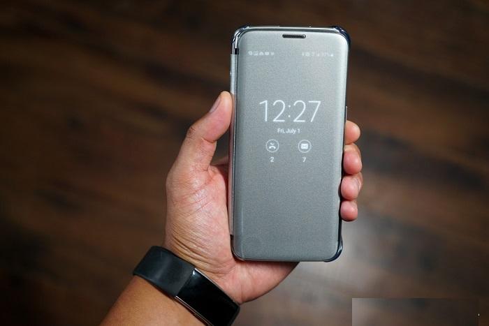 Bao Clear View Galaxy S7