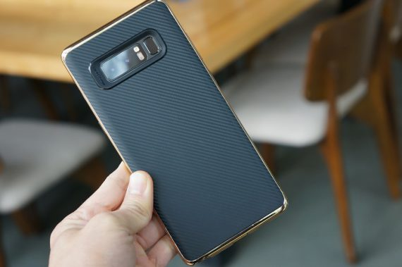 Ốp chống shock Joyroom Galaxy Note 8