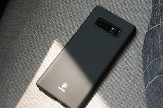 Ốp siêu mỏng Baseus Thin Case Galaxy Note 8