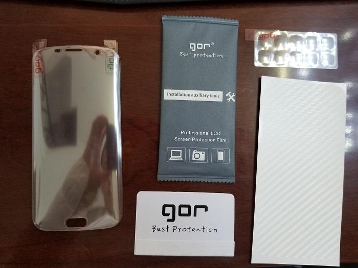 dán Gor Galaxy S7 edge