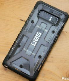 Ốp UAG Plasma galaxy Note 8