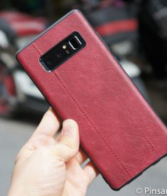 Ốp lưng da Mean Love Galaxy Note 8
