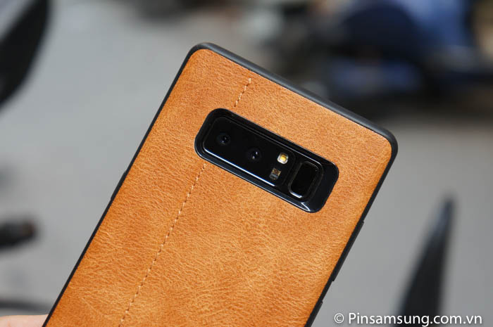 Ốp lưng da Mean Love Galaxy Note 8