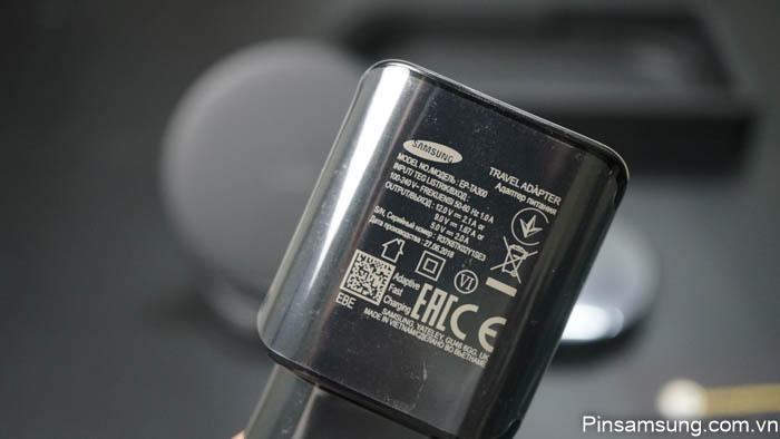 Củ sạc nhanh Samsung 3.0