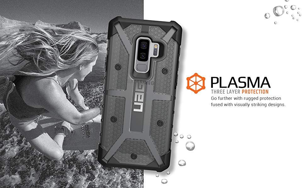 ỐP chống va đập UAG Plasma Galaxy S9 Plus