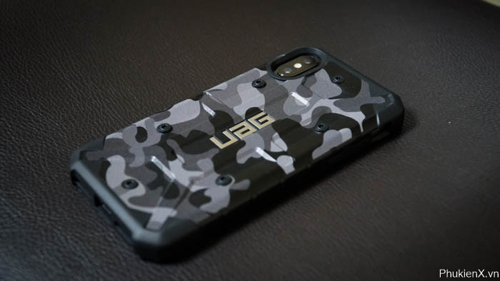 UAG Pathfinder Camo iPhone XS Max