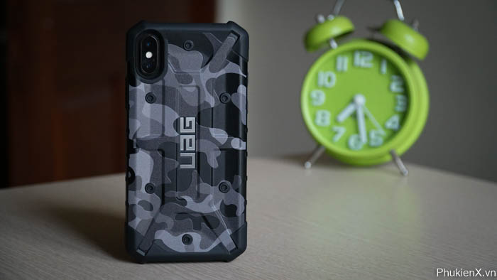 UAG Pathfinder Cano iPhone X
