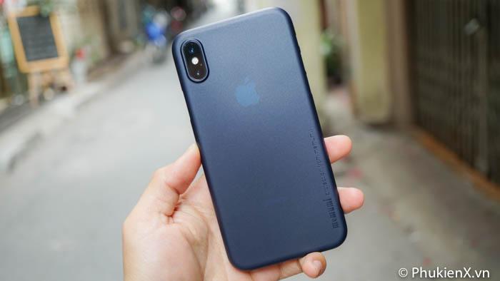 ốp lưng memumi iPhone X