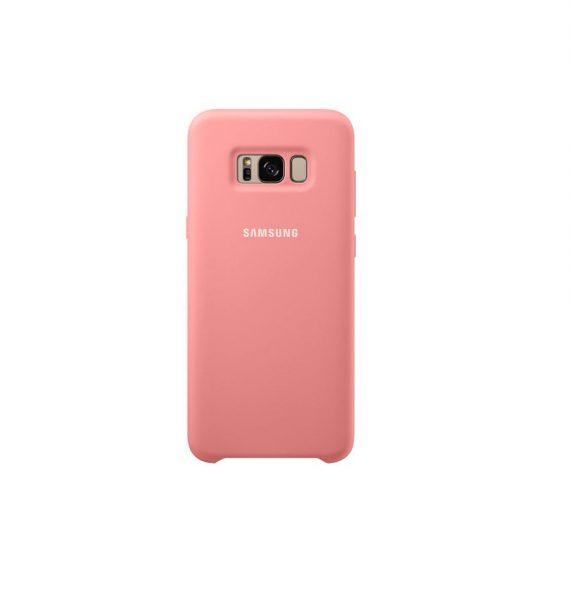 Ốp silicone Galaxy S8 Plus