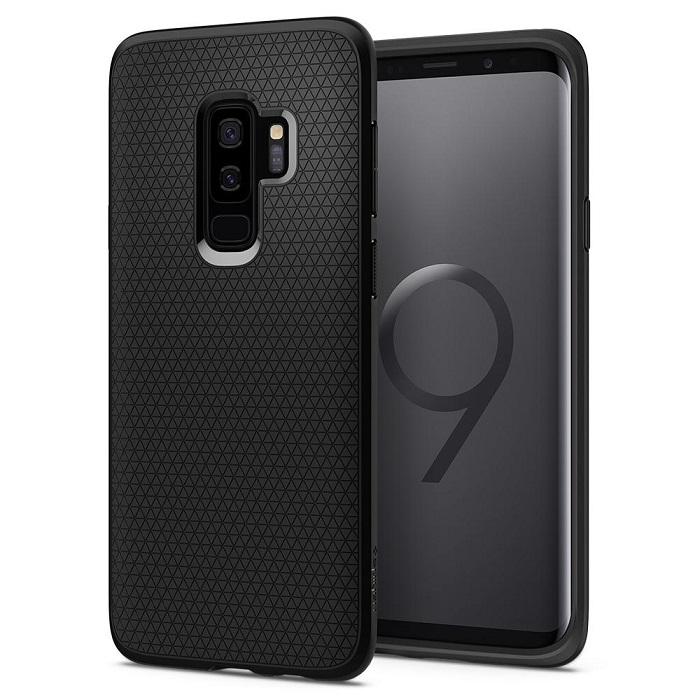 Ốp lưng chống shock Spigen Liquid Air Armor Galaxy S9 Plus