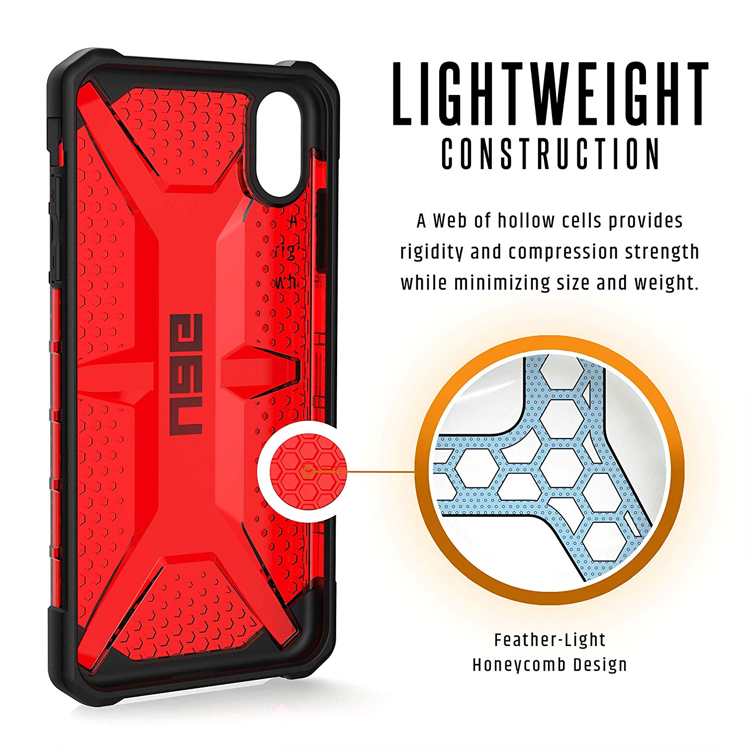 UAG Plasma iPhone XS Max
