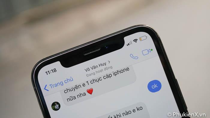 dán cường lực nillkin iphone x