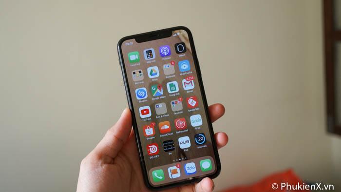 Cường lực Nillkin iPhone X