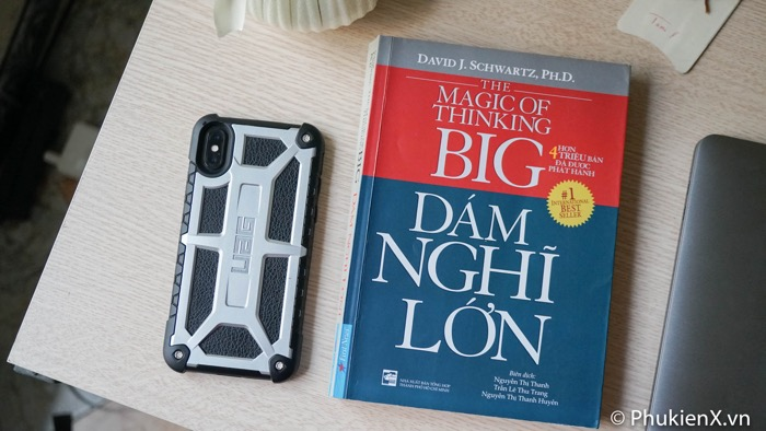 ốp lưng UAG Monarch iPhone X