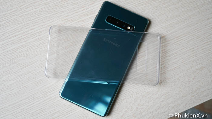 Ốp Clear cover Galaxy S10 Plus