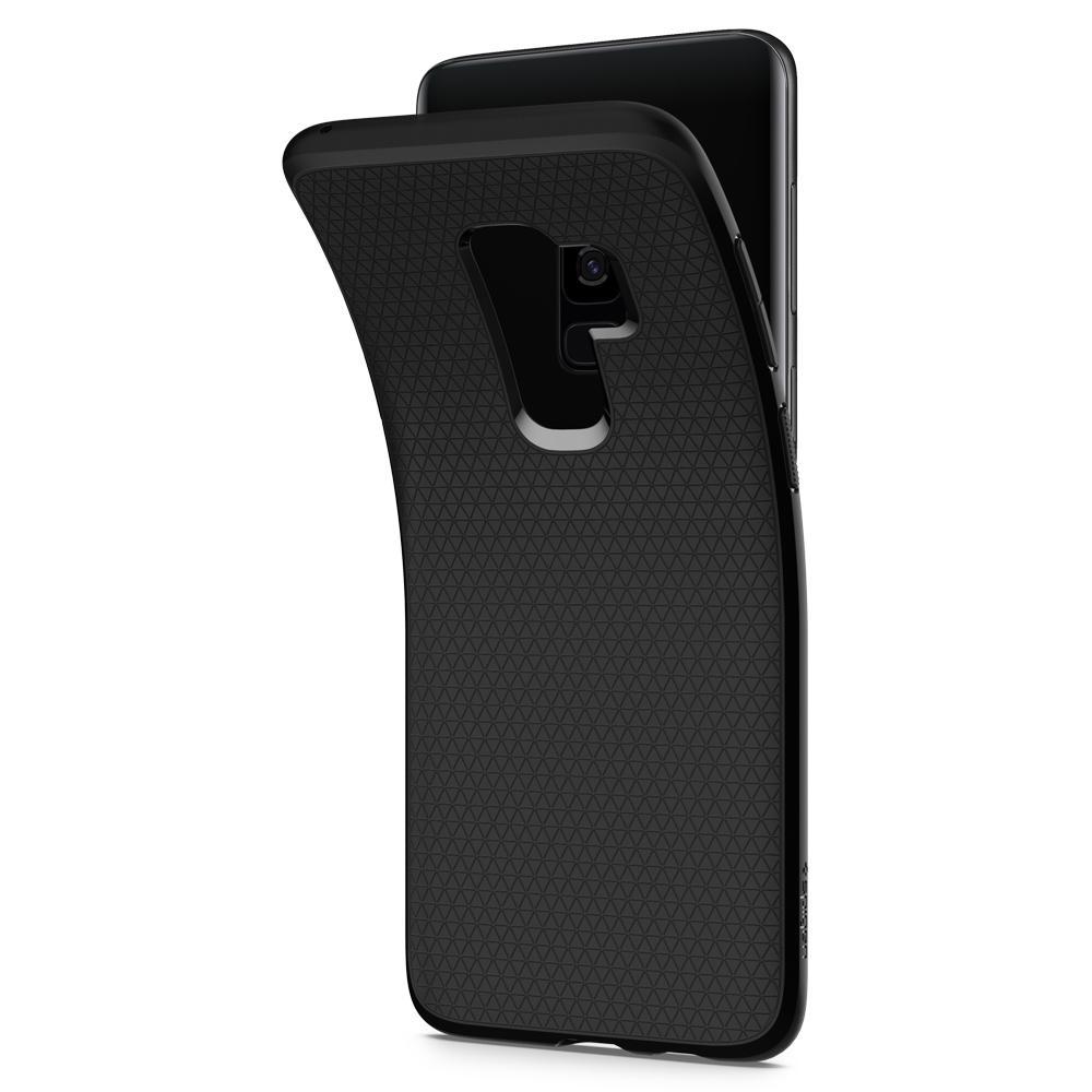 Ốp lưng chống shock Spigen Liquid Air Armor Galaxy S9 Plus