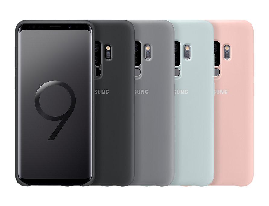 Ốp lưng Silicone Cover Galaxy S9 Plusaxy S9 Plusvới