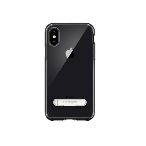 Ốp Spigen Crystal Hybrid iPhone Xs