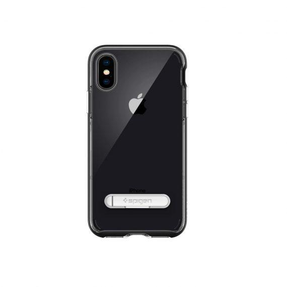 Ốp Spigen Crystal Hybrid iPhone Xs