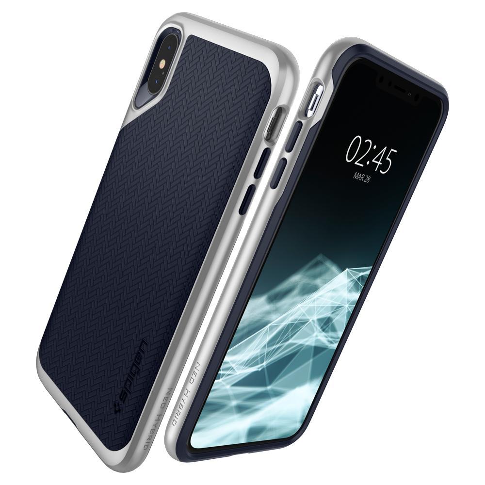 iPhone XS MaxSpigen Neo Hybrid