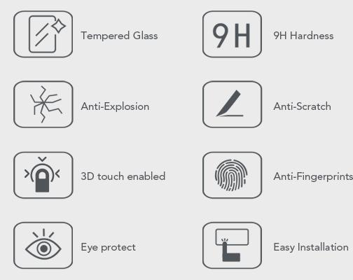 Cường lực Mipow iphone XS Max