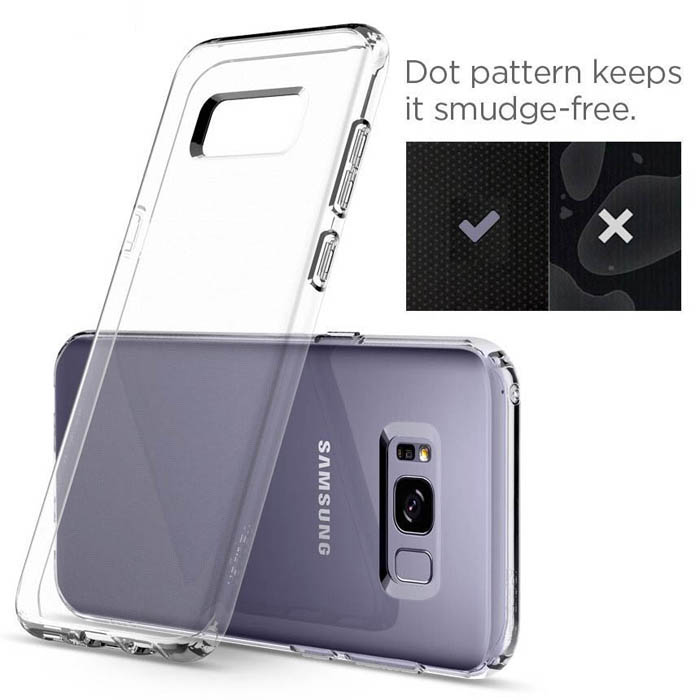 Spigen Liquid Crystal Galaxy S8 Plus