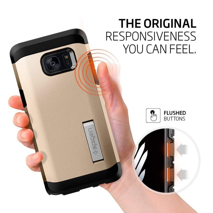 Ốp Spigen Tough Armor Galaxy Note Fe