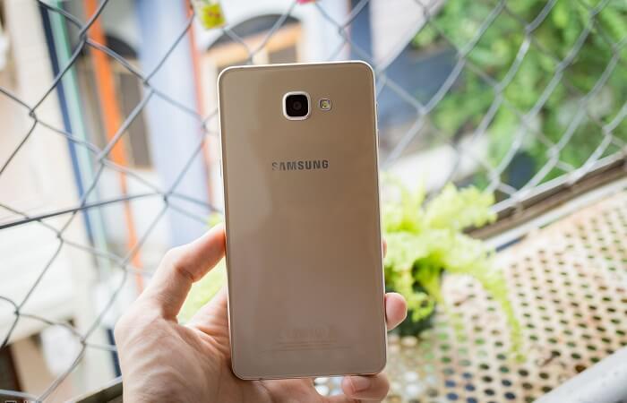Thay kính Camera Galaxy A9 pro