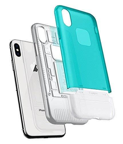 Ốp Spigen Classic C1 iPhone X, Xs