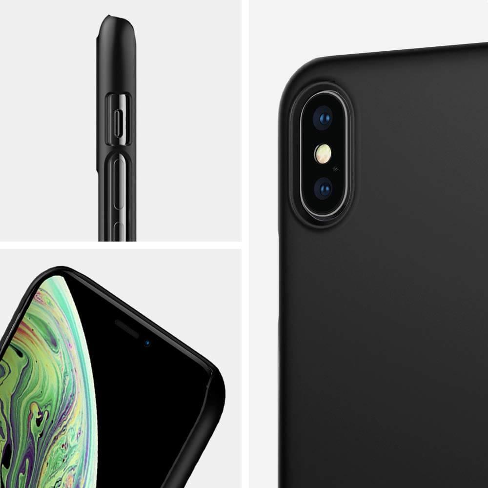 Ốp lưng Spigen Thin Fit iPhone Xs Max