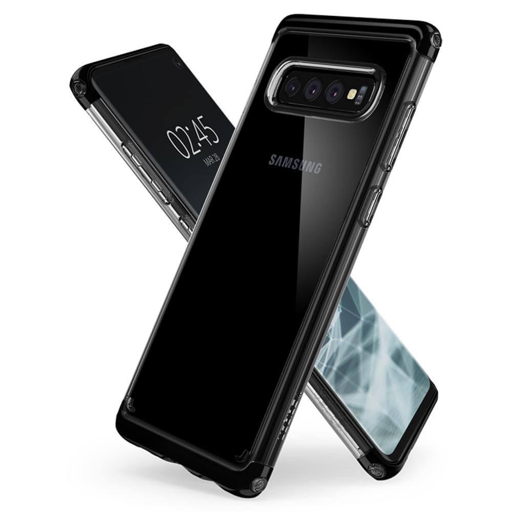 Ốp Spigen Neo Hybrid Crystal Galaxy S10 Plus