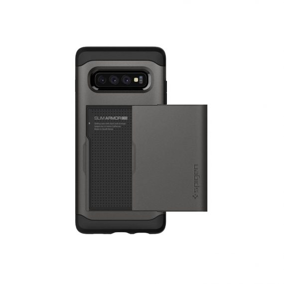 Ốp Spigen Slim Armor CS Galaxy S10 Plus
