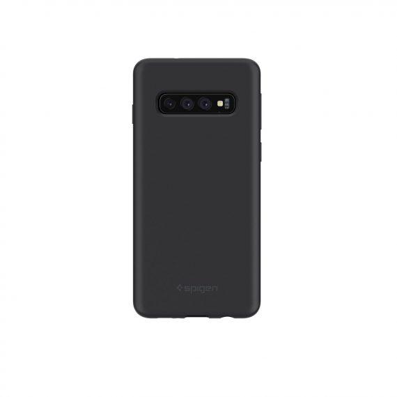 Ốp Spigen Silicone Fit Galaxy S10 Plus
