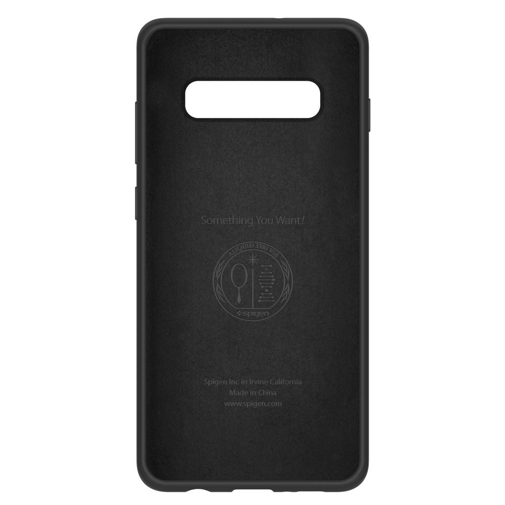Ốp Spigen Silicone Fit Galaxy S10 Plus