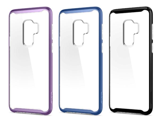 Ốp Spigen Neo Hybrid Crystal S9 Plus
