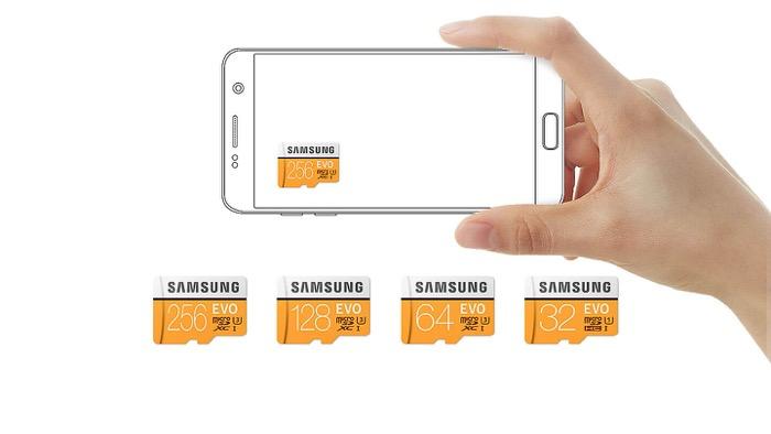 thẻ nhớ 128gb Samsung