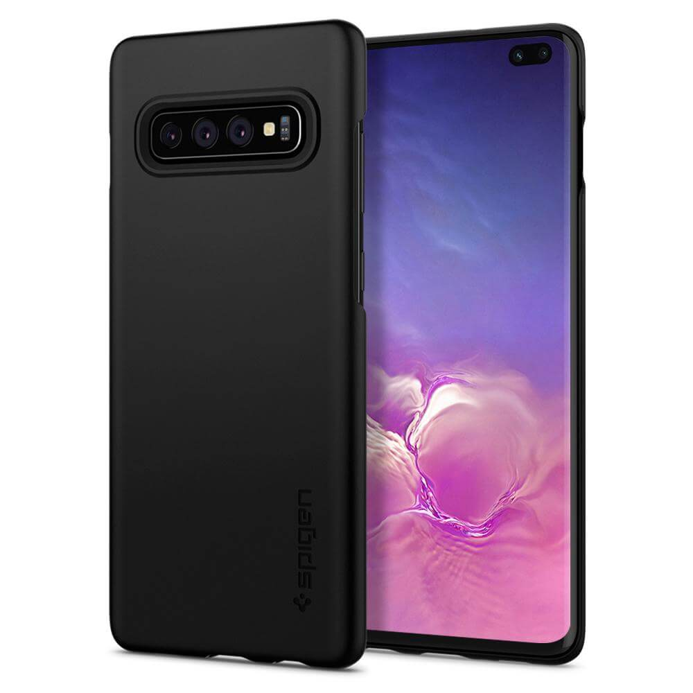 Ốp lưng Spigen Thin Fit Galaxy S10 Plus