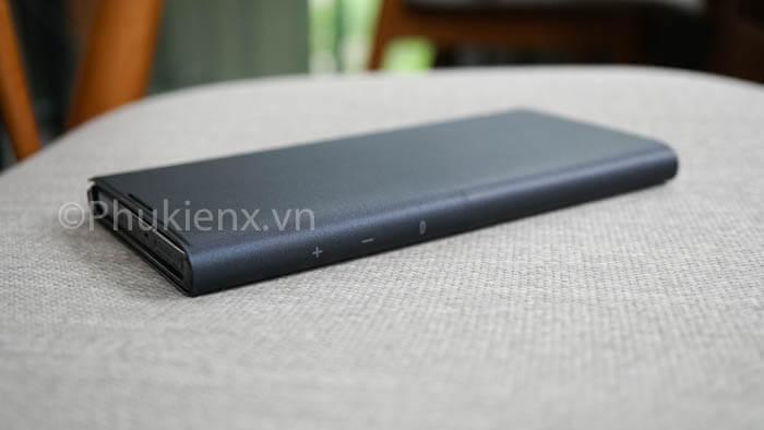 Bao da Lec view Galaxy Note 10 Plus
