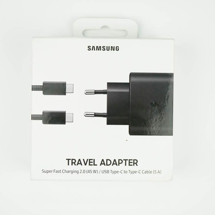 Bộ sạc 45w Samsung chính hãng