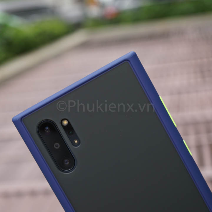 Ốp viền màu likgus Galaxy Note 10 Plus